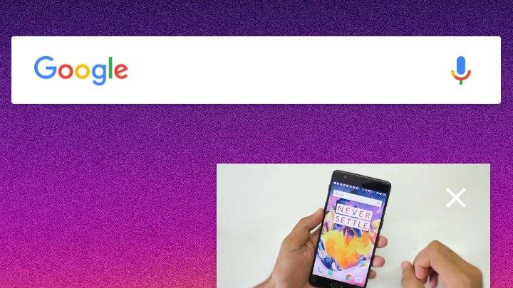 Aplicaţia YouTube pentru Android poate reda acum clipurile în mod Picture in picture