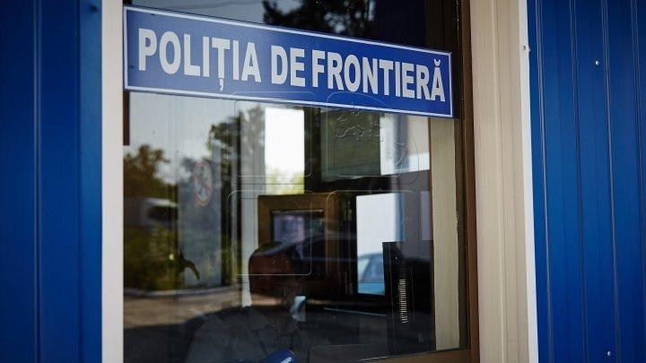 Poliţiştii de frontieră le-au dat planurile peste cap. Ce au păţit trei moldoveni