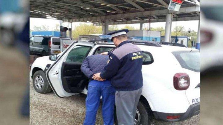 ALERTĂ emisă de autorităţile din Austria. Un moldovean urmărit internațional, reținut în Punctul de Trecere a Frontierei Oancea