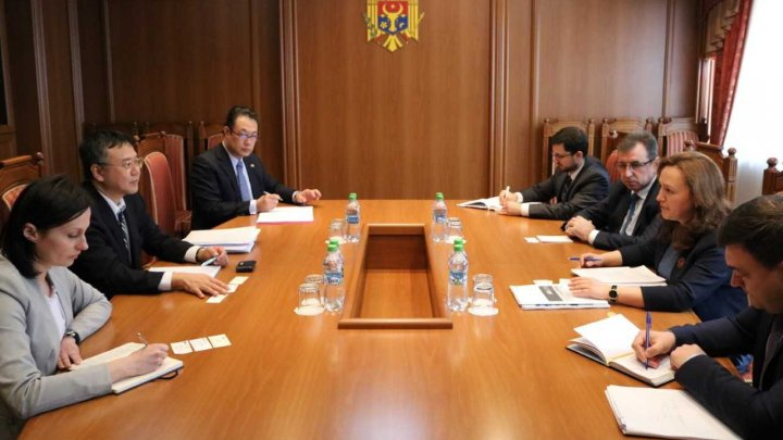 Agenția niponă JICA este interesată în aprofundarea cooperării bilaterale cu Republica Moldova