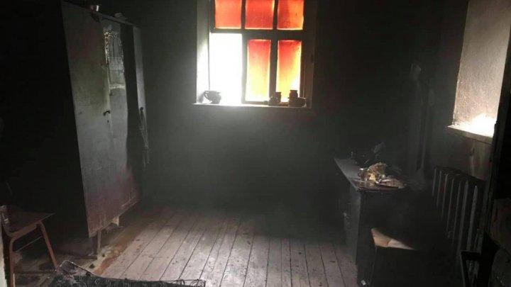 MOARTE în chinuri groaznice pentru o femeie din Taraclia! A ars de vie în propria casă (FOTO)