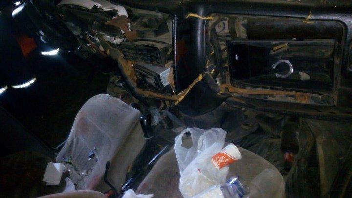 ACCIDENT GRAV în raionul Taraclia: O persoană a murit pe loc, alţi răniţi au fost duşi la spital (FOTO)