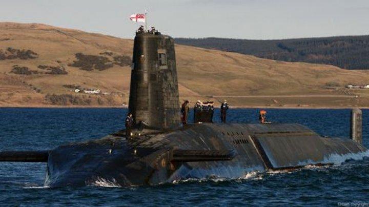 ALERTĂ în Marea Britanie. Un complex pentru fabricarea submarinelor nucleare, evacuat