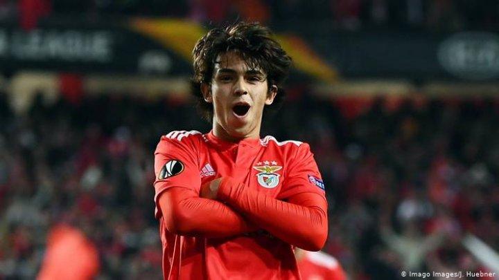 """""""Femeile îmi tot trimit poze cu ele goale!"""" Confesiunea amuzantă a lui Joao Felix, noul star al Portugaliei"""