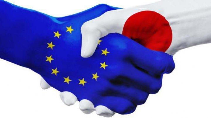 UE şi Japonia au convenit asupra întăririi cooperării bilaterale şi a necesităţii reformării OMC