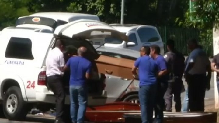 Masacru în Brazilia. Zece hoţi au fost ucişi din cauza unei tentative de jaf