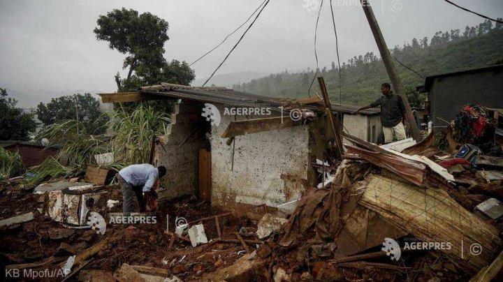 Alunecare de teren în Malawi: Trei morţi, cinci dispăruţi şi zeci de răniţi