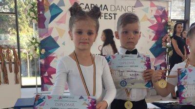 COMPETIŢIE ÎN PAS DE DANS. 300 de dansatori au participat la Carma Dance Fest