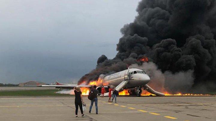 Numărul victimelor accidentului aviatic din Sheremetyevo a ajuns la 41. Autoritățile au publicat lista supravieţuitorilor