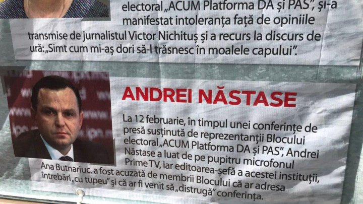 Andrei Nastase a ajuns în lista INAMICILOR PRESEI după ce a atacat JURNALIŞTII