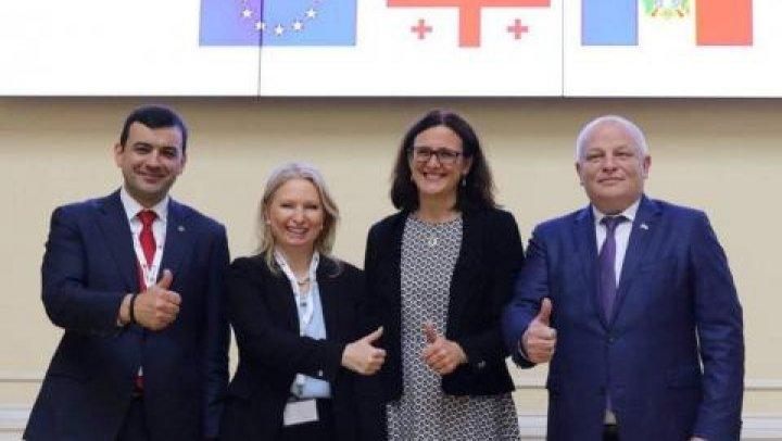 Chiril Gaburici participă la Reuniunea Ministerială în domeniul comerțului
