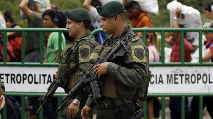 Mai mulţi militari din Venezuela au cerut azil la ambasada Braziliei