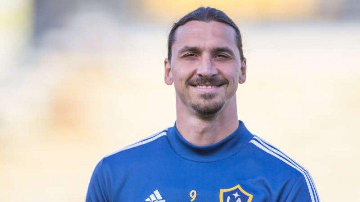 Ibrahimovic, amendat pentru simulare în Liga nord-americană