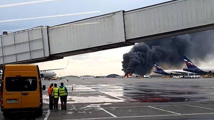 Mesaj de condoleanțe transmis de președintele Igor Dodon pentru poporul rus în urma tragediei aviatice