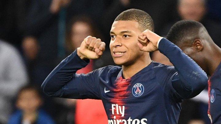 Kylian Mbappe, desemnat cel mai bun jucător din campionatul de fotbal al Franţei
