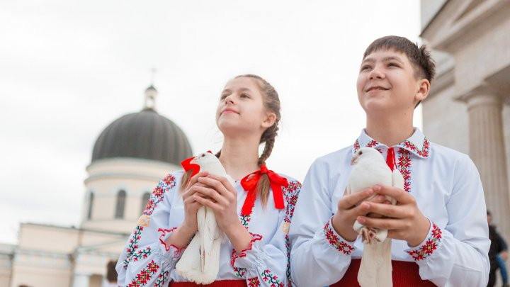 Vlad Plahotniuc: Pentru al treilea an la rând, 9 Mai a reușit să fie o sărbătoare a păcii și a unității moldovenilor