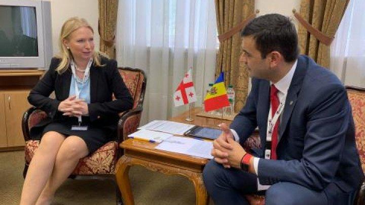 Republica Moldova va prelua bunele practici în turism din Georgia