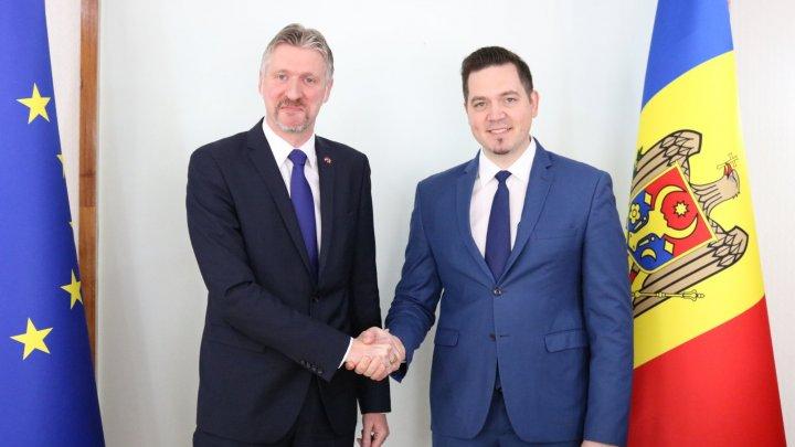 Ambasadorul Letoniei la Chişinău: Moldova trebuie să-şi continue traseul european