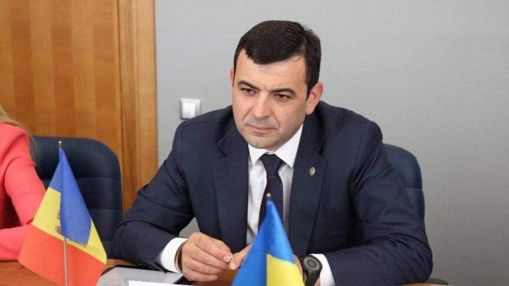 Relațiile bilaterale dintre Republica Moldova și Ucraina discutate la Kiev de Chiril Gaburici cu omologul său Stepan Kubiv