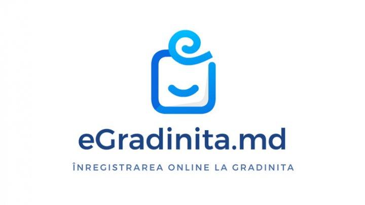 Portalul de înscriere online la grădinițe, al 4-lea cel mai popular serviciu public electronic din țară