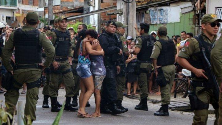 MASACRU ÎNTR-UN BAR BRAZILIAN. Mai mulţi indivizi au tras în proprietari şi clienţi