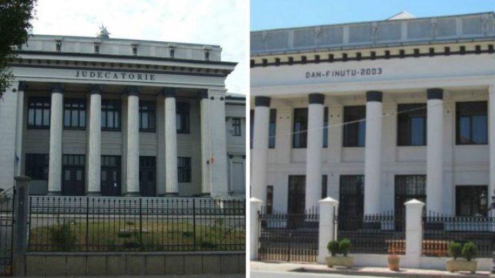 Un rom şi-a construit casa după modelul judecătoriei unde a fost CONDAMNAT LA ÎNCHISOARE