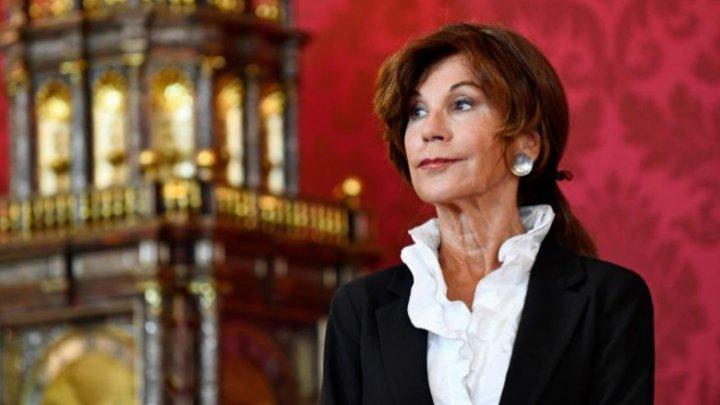 Fosta judecătoare Brigitte Bierlein este noul cancelar al Austriei