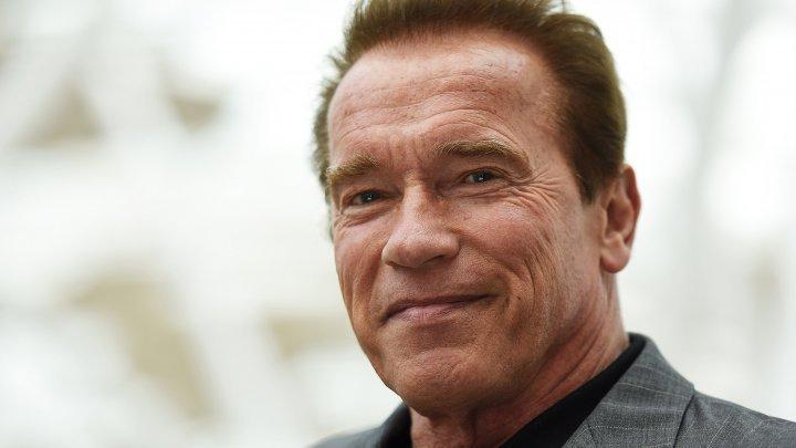 """Arnold Schwarzenegger şi-a împrumutat vocea pentru seria animată """"Superhero Kindergarten"""""""