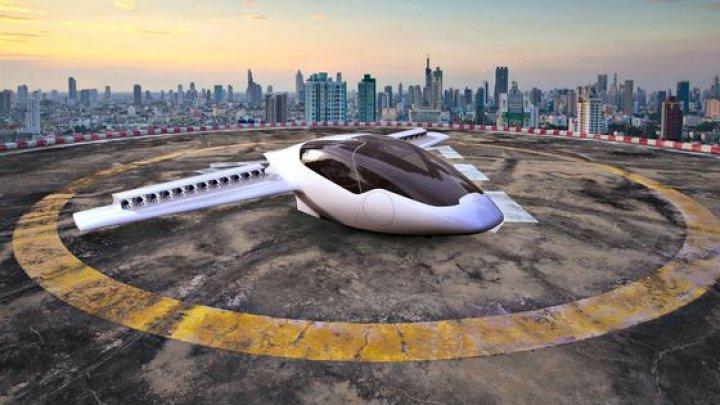 Cum va arăta primul avion cu propulsie electrică, utilizat pentru servicii de taxi (VIDEO)