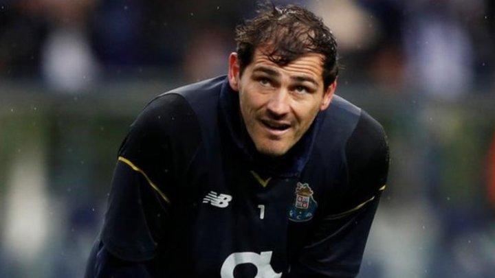 A suferit un atac de cord. Iker Casillas ar putea să fie obligat să-şi încheie cariera de fotbalist