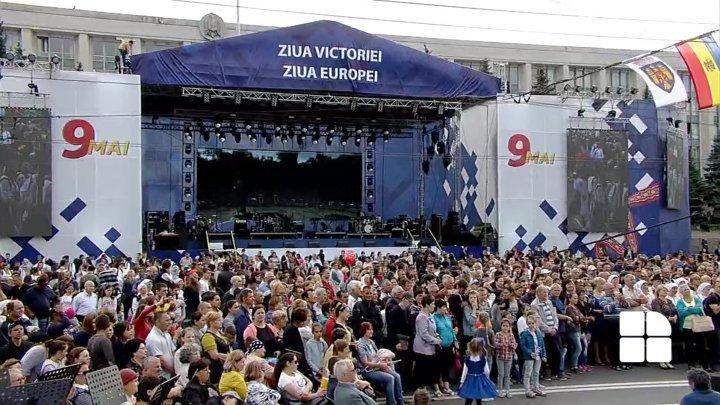 PREGĂTIRI PENTRU 9 MAI. La concert vor participa orchestre de muzică populară şi fanfare militare
