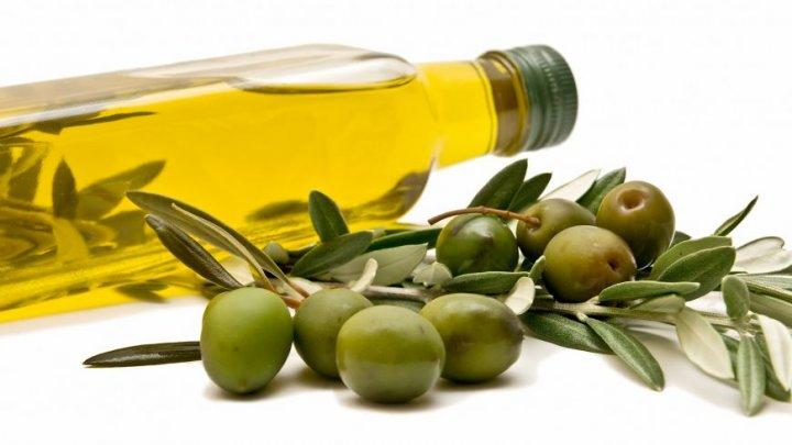 Atenţie! Sute de tone de ulei de măsline fals, vândut în Europa