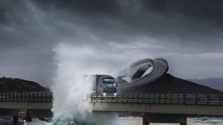 Şoseaua Atlanticului, CEL MAI SPECTACULOS DRUM din lume (IMAGINI CARE ÎŢI TAIE RESPIRAŢIA)