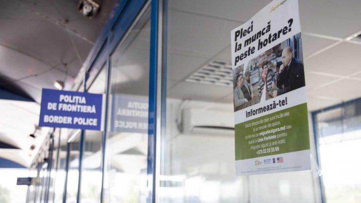 Situaţia la frontieră, în ultimele 24 de ore: Peste 27 de mii de moldoveni au intrat și ieșit din țară