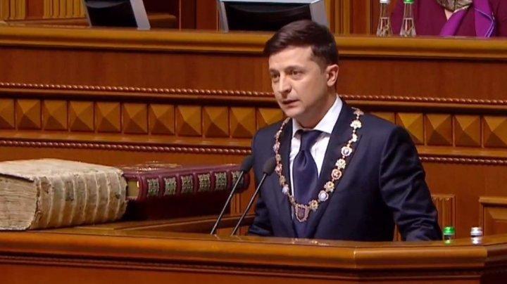 Vladimir Zelenski: Viitorul Ucrainei este doar în Uniunea Europeană