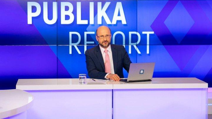 PUBLIKA REPORT. Drumul de la preşedinte la trădător