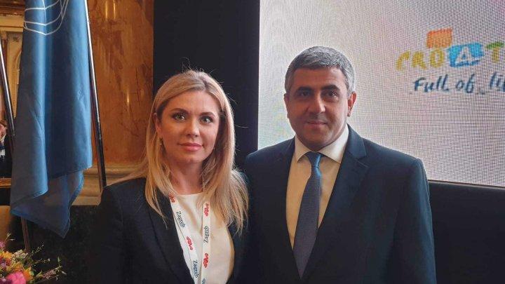 Moldova a fost aleasă în calitate de vicepreședinte al Comisiei ONU pentru Europa