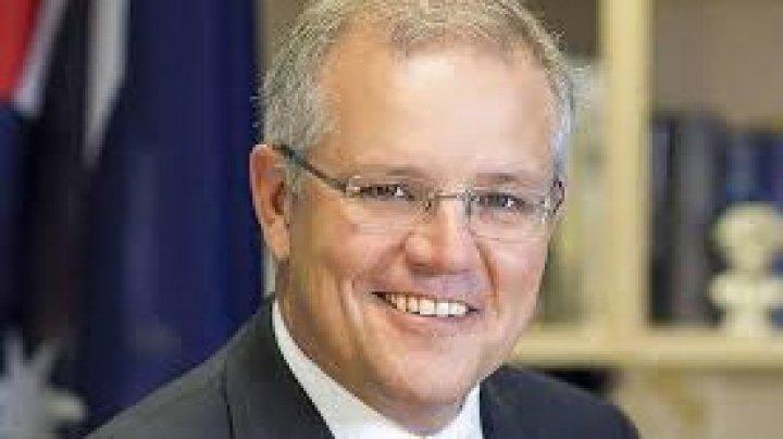 Primul ministru al Australiei, Scott Morrison, şi-a anunţat victoria în alegerile din 2019