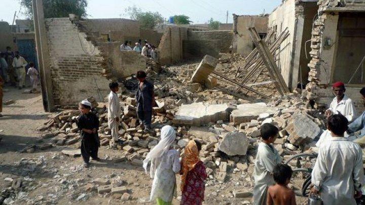 Nouă oameni au murit şi alte treisprezece au fost rănite într-un atac sinucigaş în Somalia. Printre aceştia se afla un demnitar