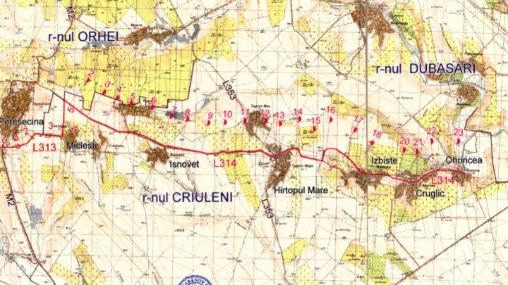 Contract semnat. Încep lucrările de reparație a drumului de ocolire a satului Izbiște şi drumul Peresecina-Hîrtopul Mare-Ohrincea