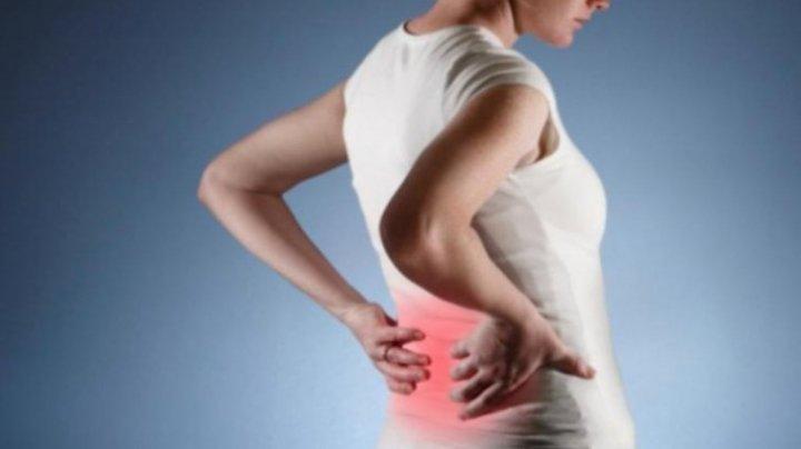 Bine de știut! Cum faci diferenţa între durerea de rinichi şi durerea de coloană