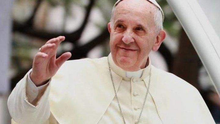 PAPA FRANCISC, AŞTEPTAT ÎN BULGARIA. La sfârşitul acestei luni, Papa va merge şi în România
