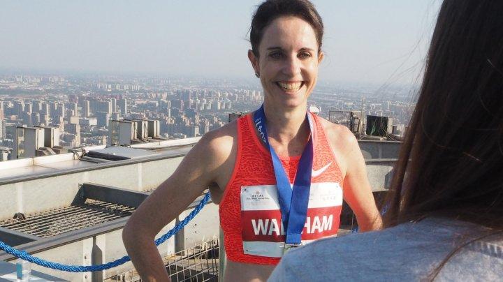 Maratonul vertical de la Empire State Building. Competiția feminină a fost câștigată de Suzy Walsham