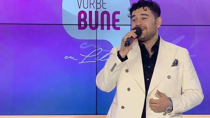 Interpretul Valentin Uzun face DEZVĂLUIRI din familie şi a interpretat o MELODIE EMOŢIONANTĂ (VIDEO)