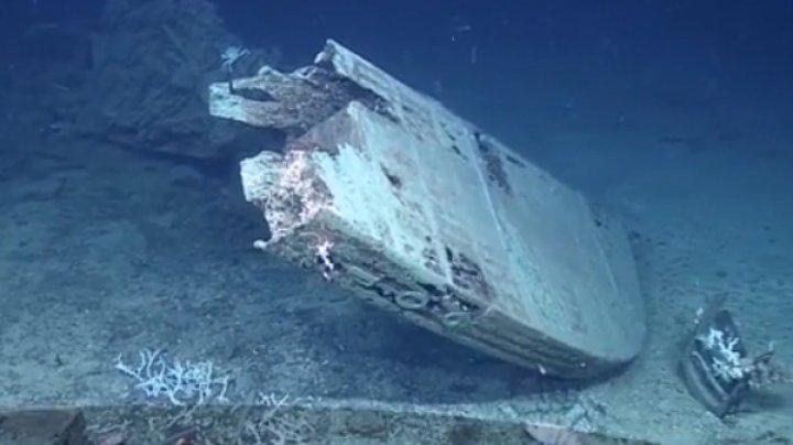 Epava unei nave scufundate acum 150 de ani, descoperită din întâmplare în Golful Mexic