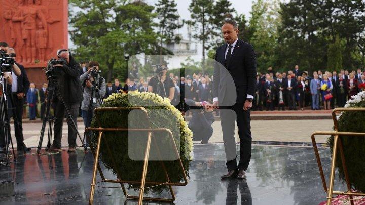 Andrian Candu, mesaj de 9 MAI: Fără sacrificiile bunicilor și părinților noștri, Moldova nu ar fi avut aspirații europene