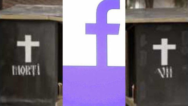 """În următorii 50 de ani, Facebook va deveni un adevărat """"cimitir digital"""""""