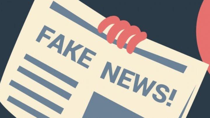 Un site din Moldova care publică informaţii false despre Covid-19 va fi sistat
