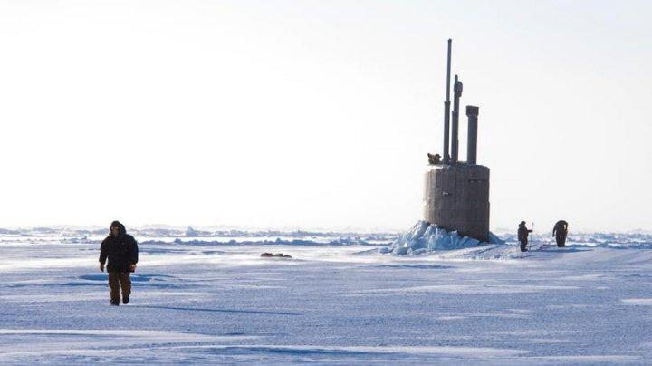 Pentagonul informează despre activitatea submarinelor chinezești în Oceanul Arctic