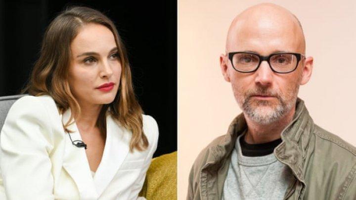 Natalie Portman l-a descris pe muzicianul Moby drept un ciudat şi a spus că el ar fi mințit despre relaţia lor